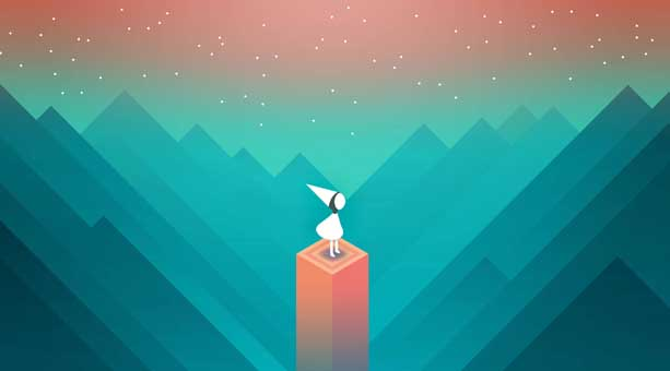 en iyi zeka oyunu Monument Valley