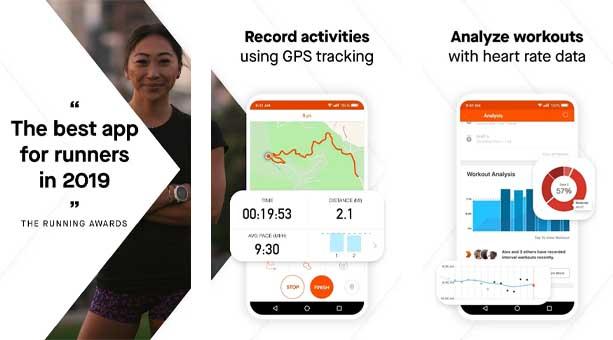 spor uygulaması Strava - Koşu, Bisiklete Binme ve Yüzme