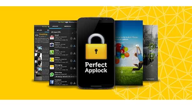 uygulamaları kilitleme uygulaması Perfect AppLock