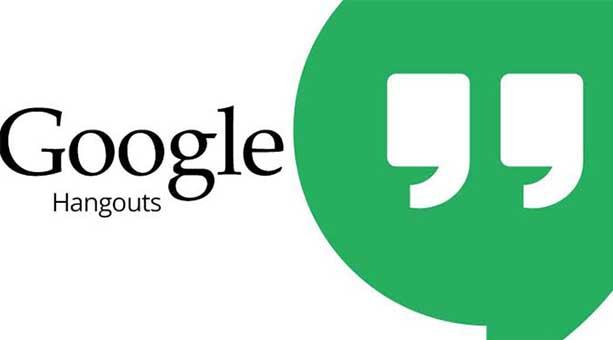en iyi görüntülü arama uygulaması Hangouts 2020