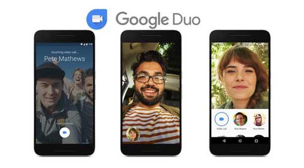 en iyi android görüntülü sohbet programı Google Duo 2020
