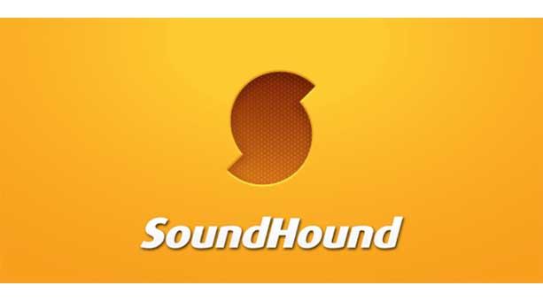 en iyi şarki bulma uygulaması SoundHound 2020