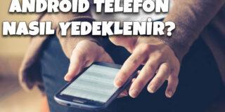 telefon yedekleme 2021